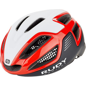 Rudy Project Spectrum Kask rowerowy, red/black shiny